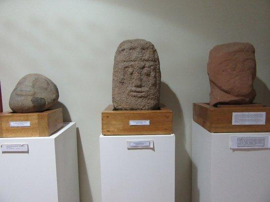 Museo Carlos Dreyer: reperti 1