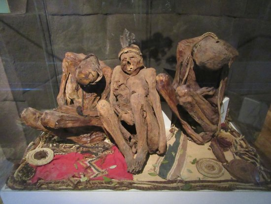Museo Carlos Dreyer: mummie