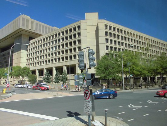 Federal bureau of investigation washington dc hours for Bureau government
