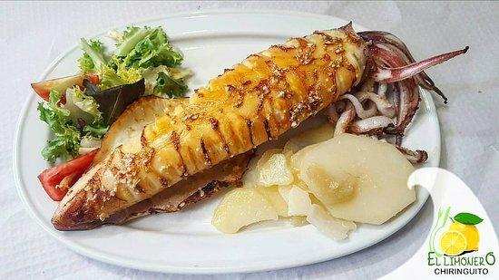 Restaurante el limonero en fuengirola con cocina otras - Cocinas fuengirola ...