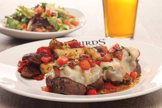 Niles, Ohio: Steak & Tomatoes