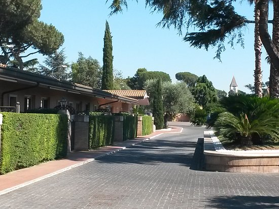 Piccolo Borgo: Piccolo paradiso