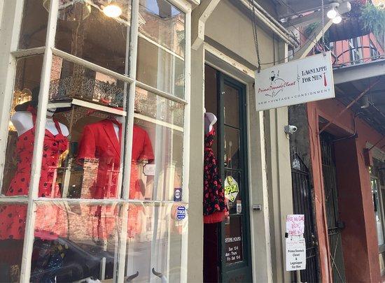 Prima Donna's Closet & Lagniappe for Men