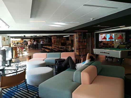 Generator Hostel Copenhagen: Sala gioco e e relax