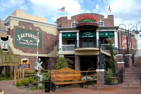 Boardwalk Inn: Saltgrass Steak House