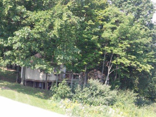 Cumberland, Ohio: Location of the Woodlands Yurts