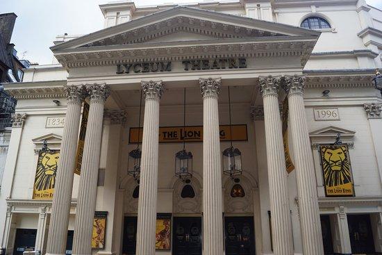 Hotels Near Lyceum Theatre Wellington Street London