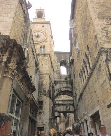 Split: City Clock