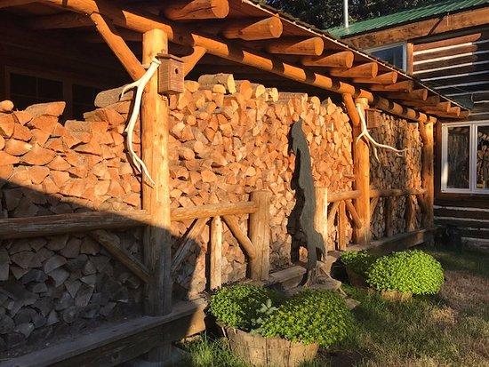 Shadow Mountain Guest Ranch: Main Lodge