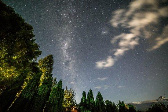 Mirador los Volcanes Lodge & Boutique: Night Sky