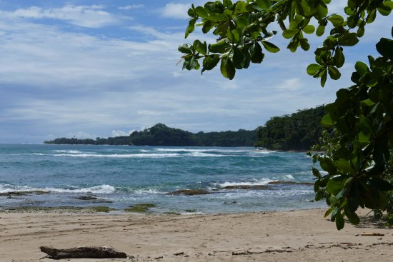 Namuwoki Lodge: The nearest beach