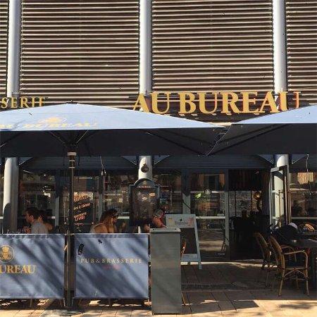 Au bureau draguignan restaurantanmeldelser tripadvisor for Au bureau draguignan