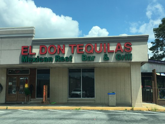 Douglasville, GA: El Don