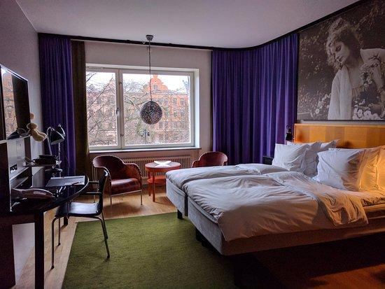 Habitación en Hotel Rival Estocolmo