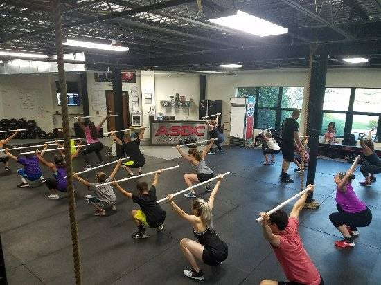 Flemington, NJ: ASDC CrossFit