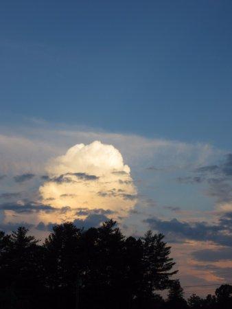 Fletcher, NC: Incredible skies