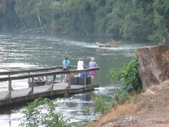Jack 39 s fishing resort and rv park campground reviews for Fishing resorts in arkansas