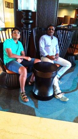 Maradu, India: Lobby