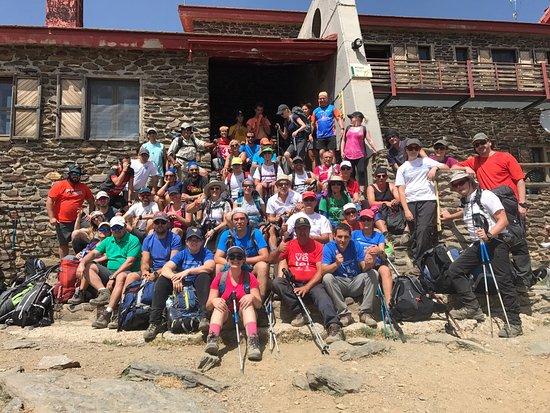 Capileira, España: Proyecto sin limites. Aidemar
