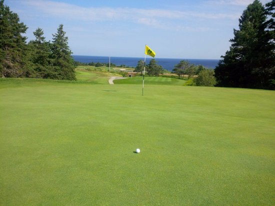 Pugwash, แคนาดา: Northumberland Links Hole # 6