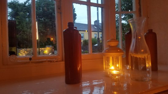 1826 Adare: The view at our window table