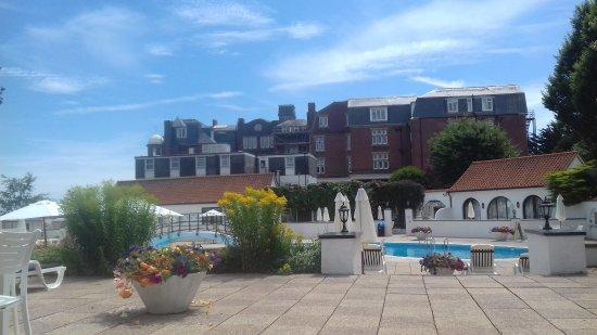 Victoria Hotel: 20170717_125154_large.jpg