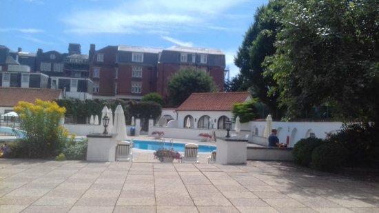 Victoria Hotel: 20170717_125148_large.jpg