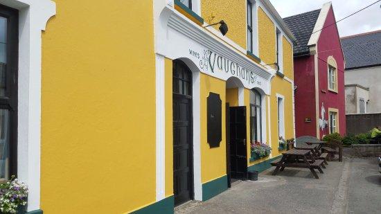 Kilfenora, Ireland: The pub