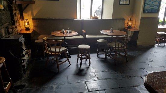 Kilfenora, Ireland: Very cozy