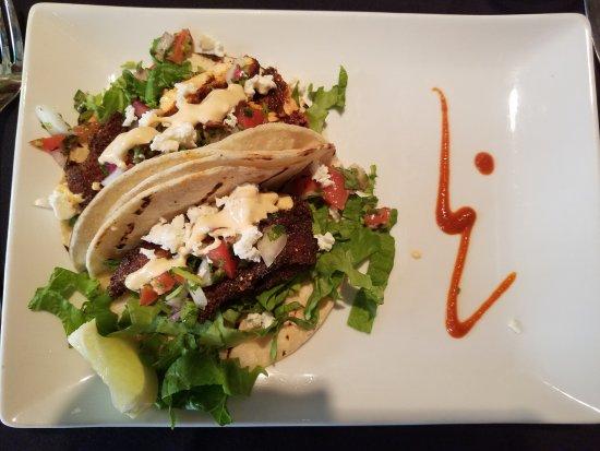 Yuba City, كاليفورنيا: Fish Tacos