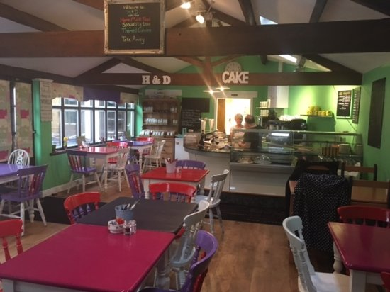 Tideswell, UK: Our new bistro