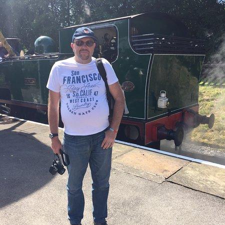 Haworth, UK: A happy birthday !!