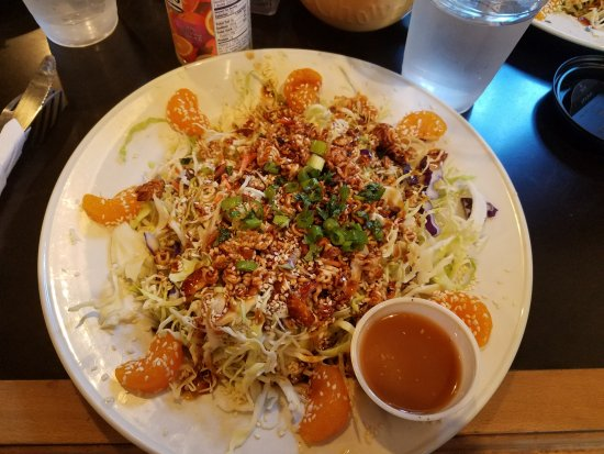 Marysville, Kalifornien: Teriyaki Salad