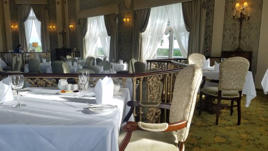 Bushypark, Irlanda: The breakfast area