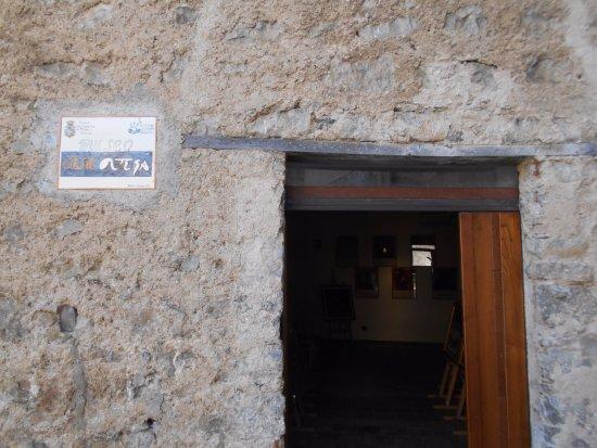 San Giovanni a Piro, Italy: museo Josè Ortega