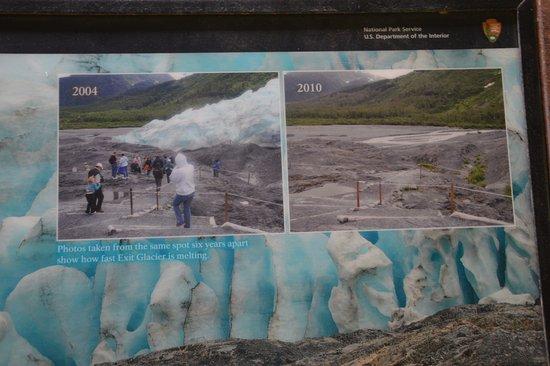 Kenai Fjords National Park, Alaska: See the impact of climate change at this glacier