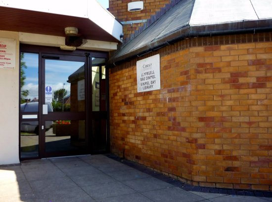 Kinmel Bay Library