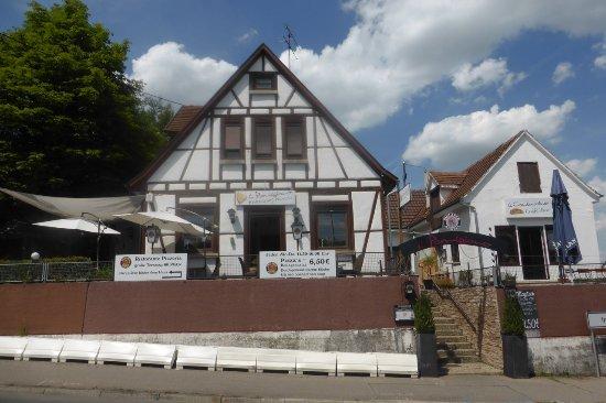 Metzingen, Germany: Front