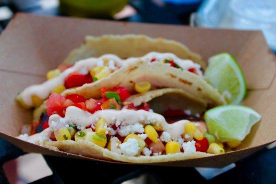 West End Village, Anguilla: Tacos