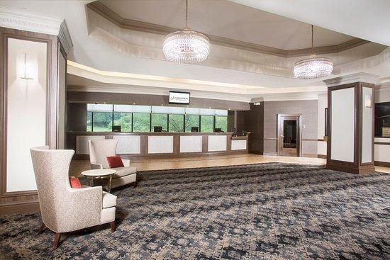 Horseshoe Southern Indiana: Hotel lobby