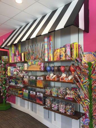 Monroe, GA: Lots of candy!