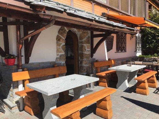 Evolene, Suiza: Taverne Evolenarde