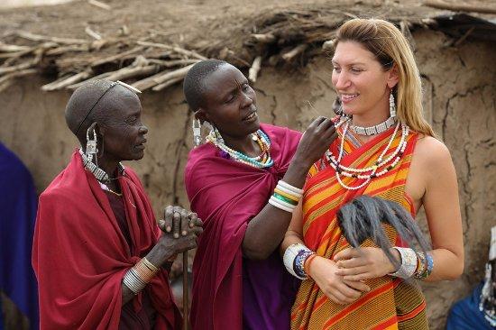Usambara Mountains : Masai Tour Mara
