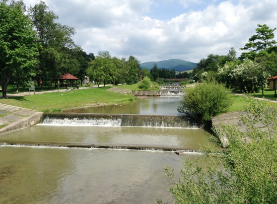 Muszyna, Poland: Recreational park