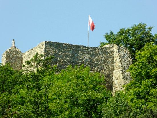 Muszyna, Poland: Baszta (tower) Park