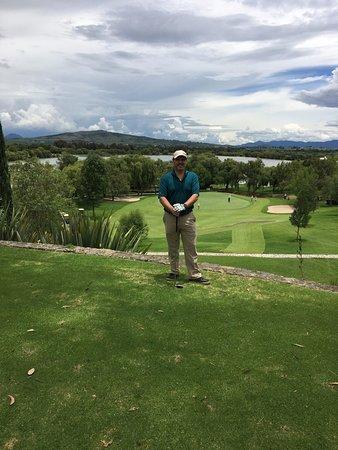 Contepec, Mexico: Campo de Golf