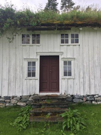 Molde, Norway: Une petite maison