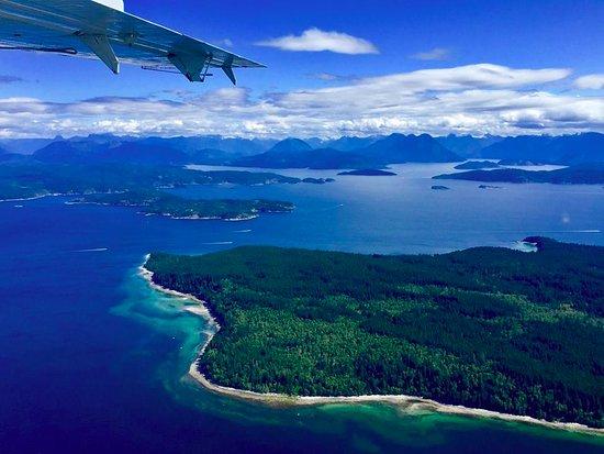 Νήσος Σονόρα, Καναδάς: The beautiful islands of British Columbia