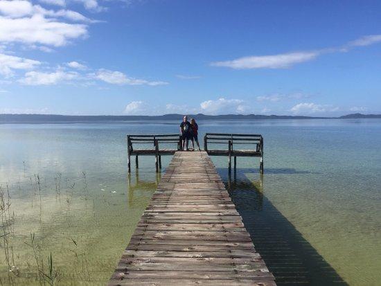 Maputaland Coastal Forest Reserve, Republika Południowej Afryki: Kosi Lakes