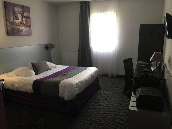Acadine Hotel : Chambre